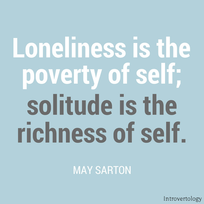 19 positive quotes about solitude - Introvertology I Am Quiet Quotes