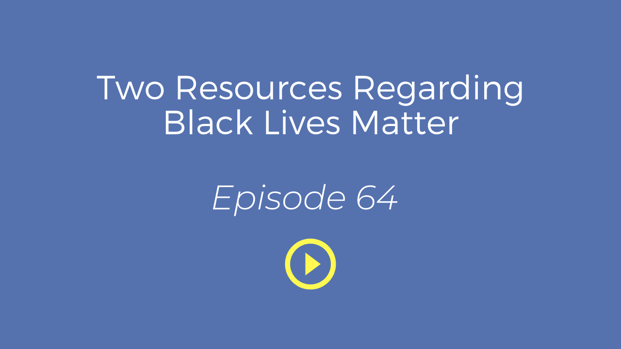 Two resources regarding BLM